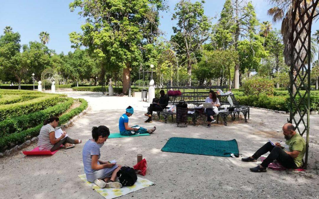 Sinergie interculturali nel campo dell'artigianato: i workshops di MyHandScraft a Palermo