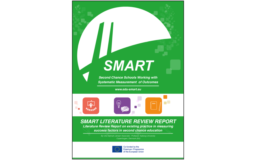 SMART – Literature Review Report on existing practice in measuring success factors in second chance education