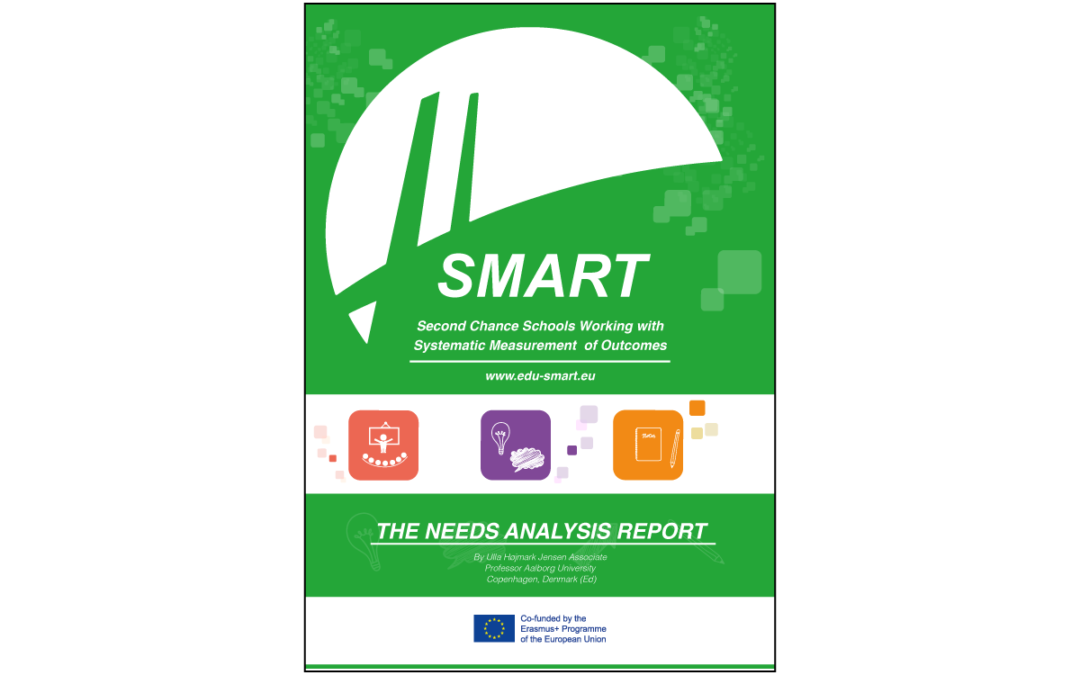 SMART – Teachers' training needs analysis