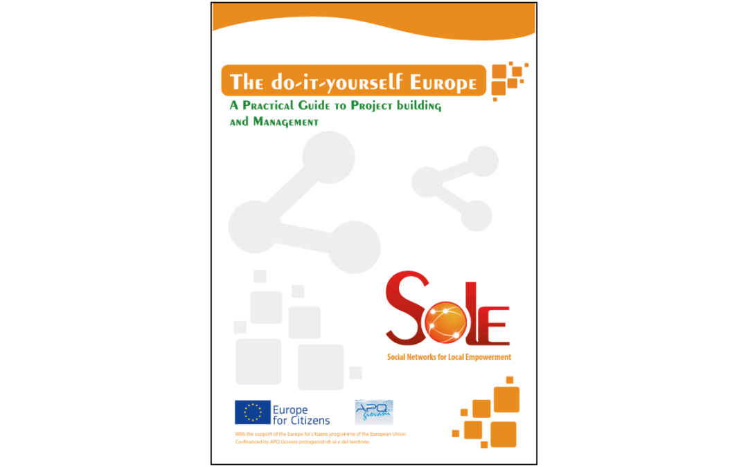 SOLE – The do-it-yourself Europe