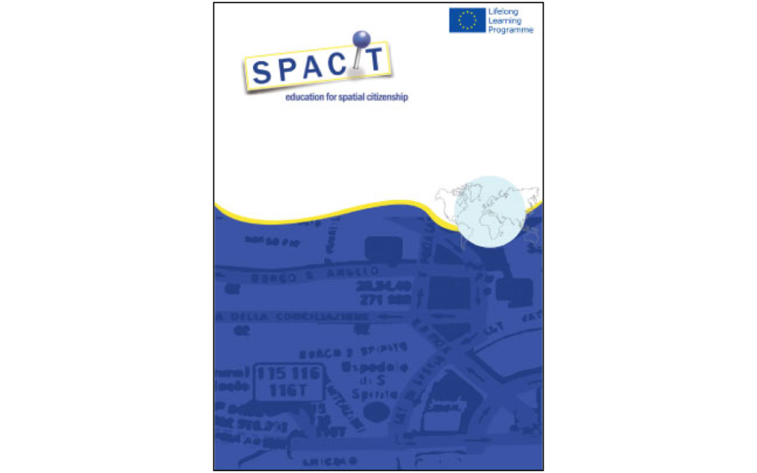 SPACIT – Brochure sulla società geo-informatizzata