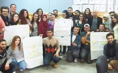 Stand up for your Med: Youth Exchange in Tunis