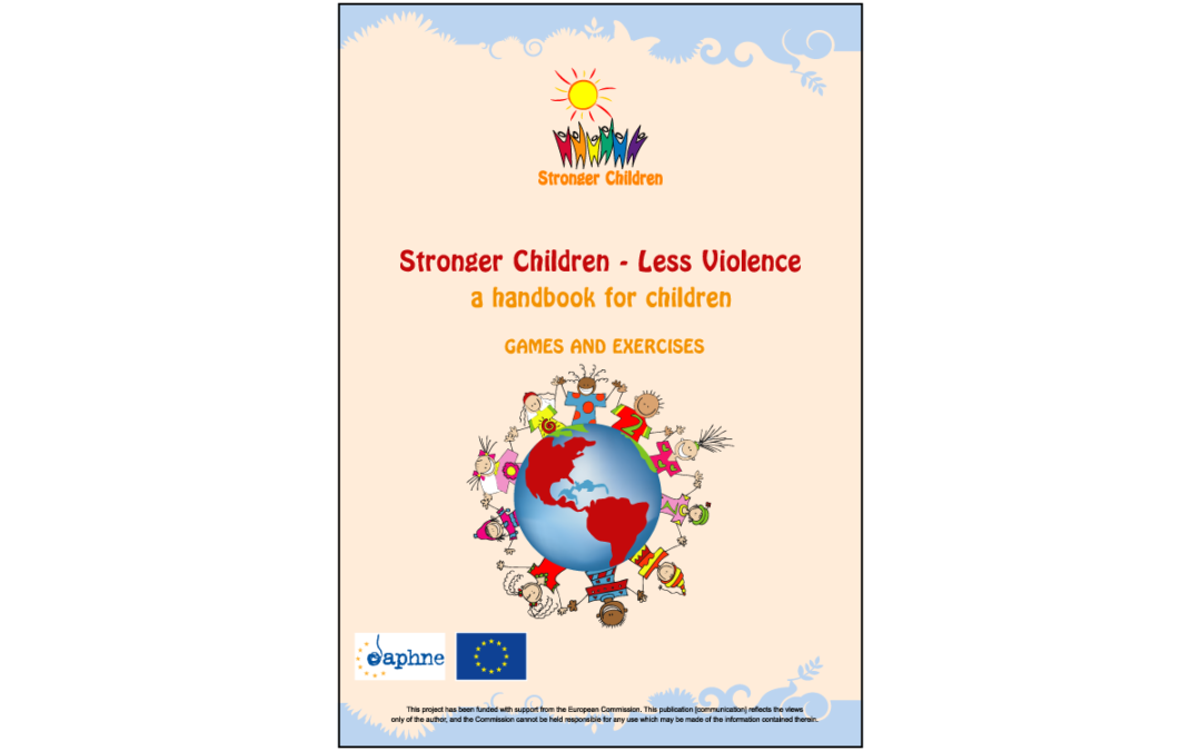 Stronger Children, Less Violence – Handbook for educators