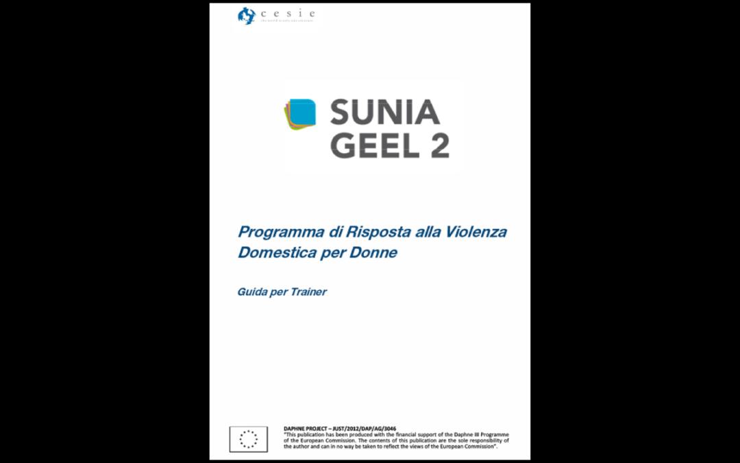 SUNIA GEEL 2 – Programma di Risposta alla Violenza domestica per donne