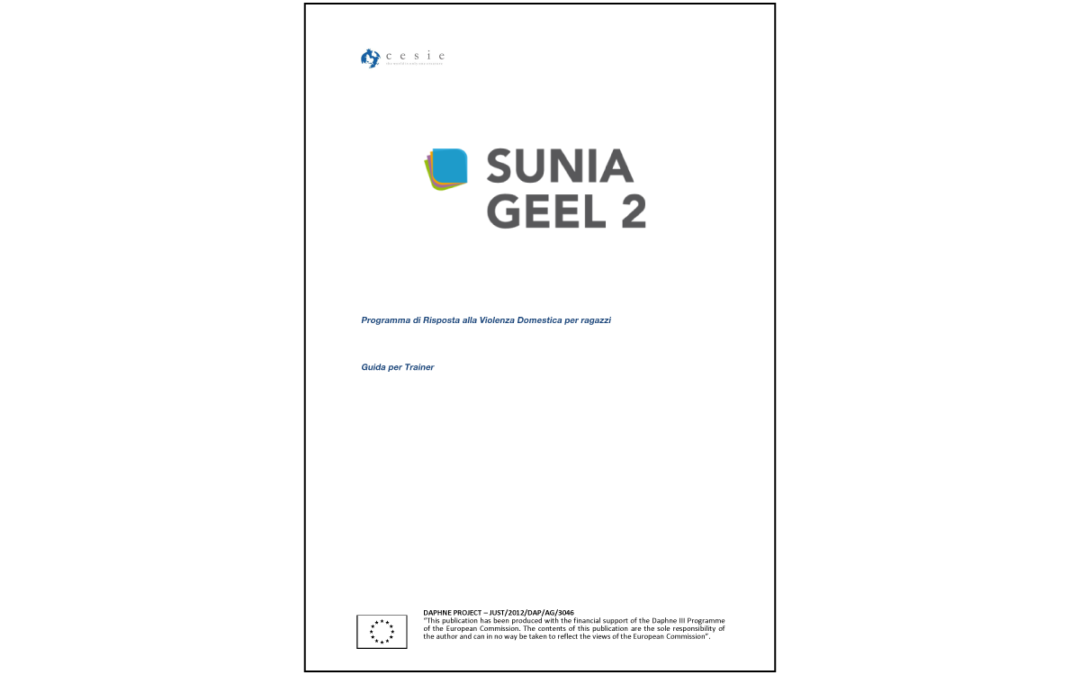 SUNIA GEEL 2 – Domestic Violence Response Programme for young people
