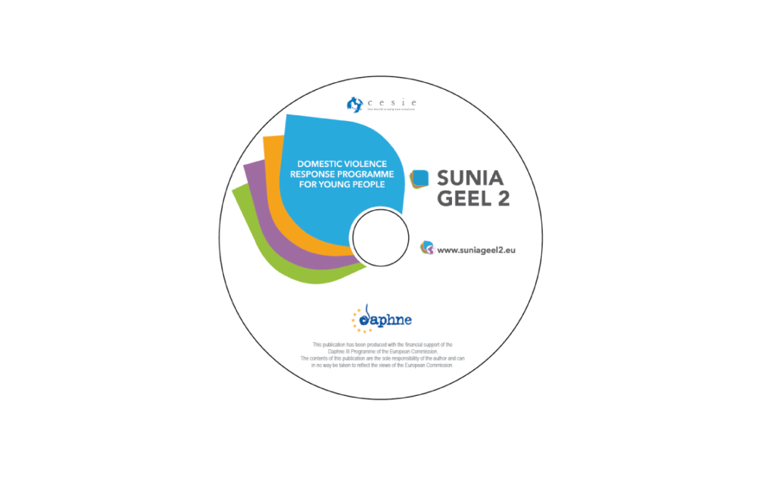 Sunia Geel 2 – DVD del programma di Risposta alla Violenza Domestica per ragazzi