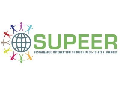 SUPEER – Sustainable integration though Peer-to-Peer support