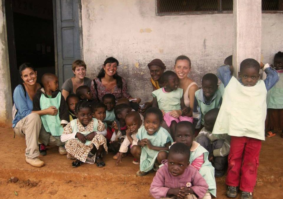 SVE in Cameroon con PANGEA - Volunteering for connecting continents