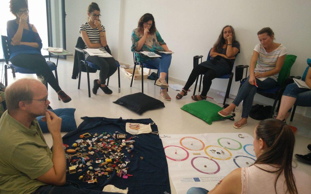 SymfoS: simboli e consulenza per migliorare l'autoconsapevolezza dei giovani