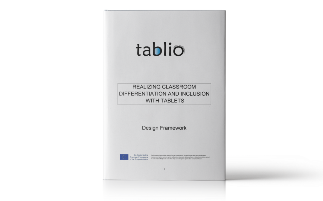TABLIO: Design Framework