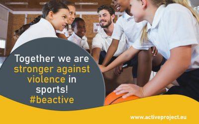 Partecipa al tavolo tematico di ACTIVE su sport e minori