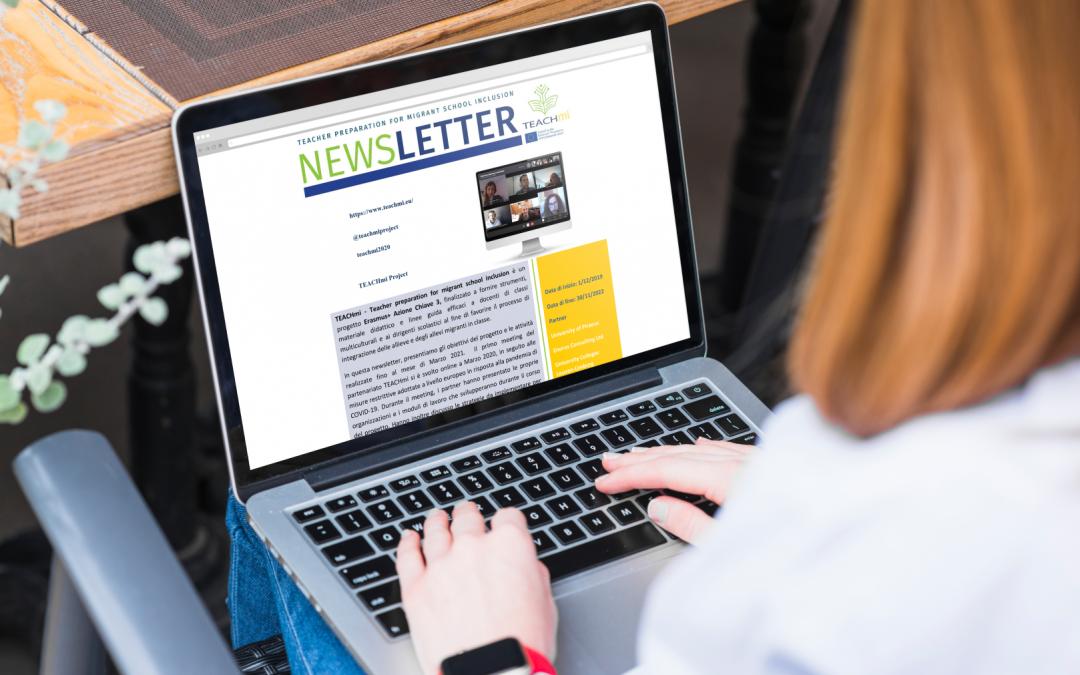 TEACHmi – Newsletter