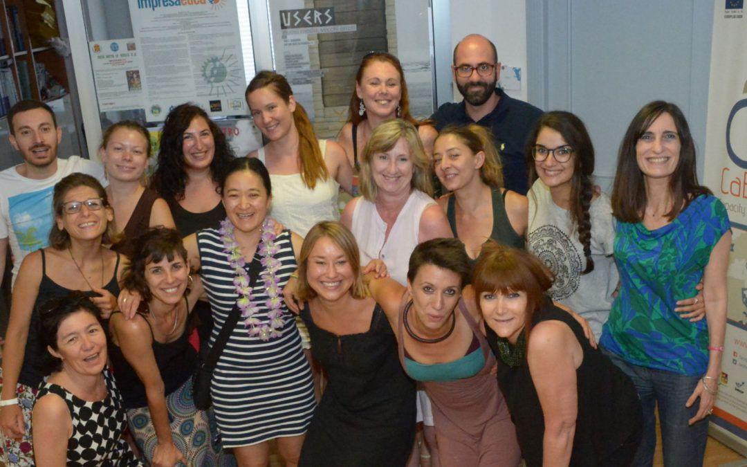 Apprendimento attraverso l'interazione: la mobilità TEDDIP'Europe a Palermo