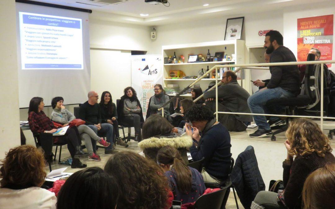 Viaggio verso l'inclusione: Evento finale TEDDIP'Europe
