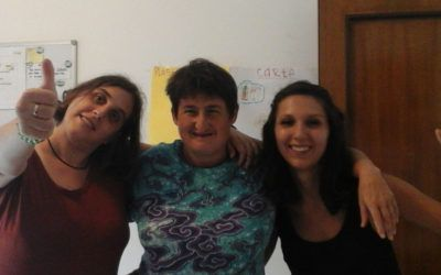Voluntary work and disability: it's possible! – Tiziana's Experience