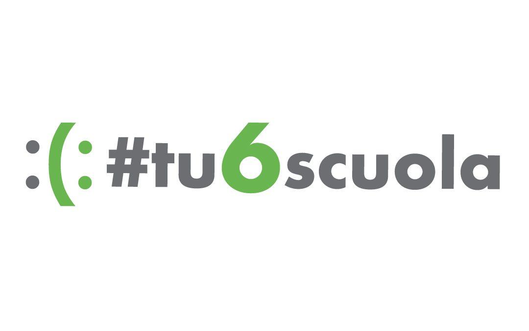 #TU6SCUOLA