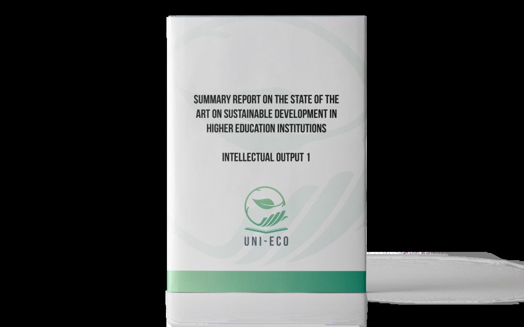 UNI-ECO: Report Europeo sulla Sostenibilità negli Istituti di Istruzione Superiore