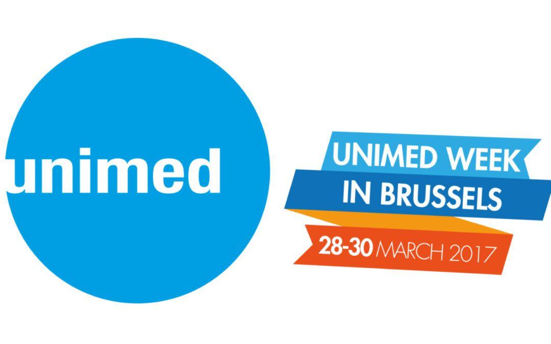 UNIMED WEEK IN BRUSSELS 2017: promuovere la cooperazione Euro-Mediterranea