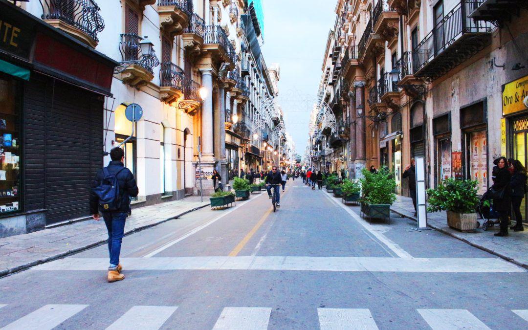 SPAcE: Palermovince la scommessa europea sull'attività fisica urbana