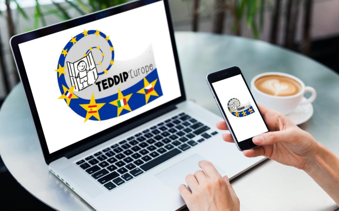 TEDDIP'Europe – Video educativi