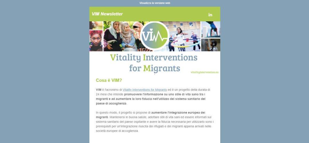 VIM Newsletter