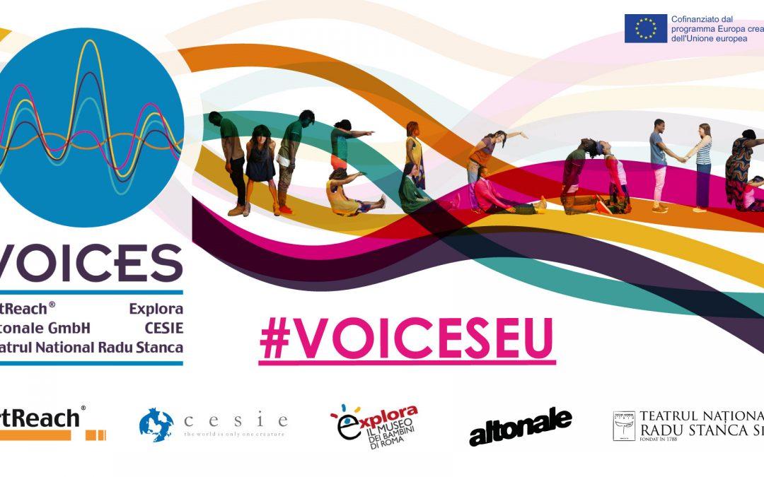 VOICES Festival: Musica, teatro e danza per raccontare libertà e diritti umani