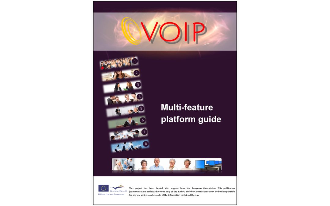 User guide for multi-feature platform VOIP