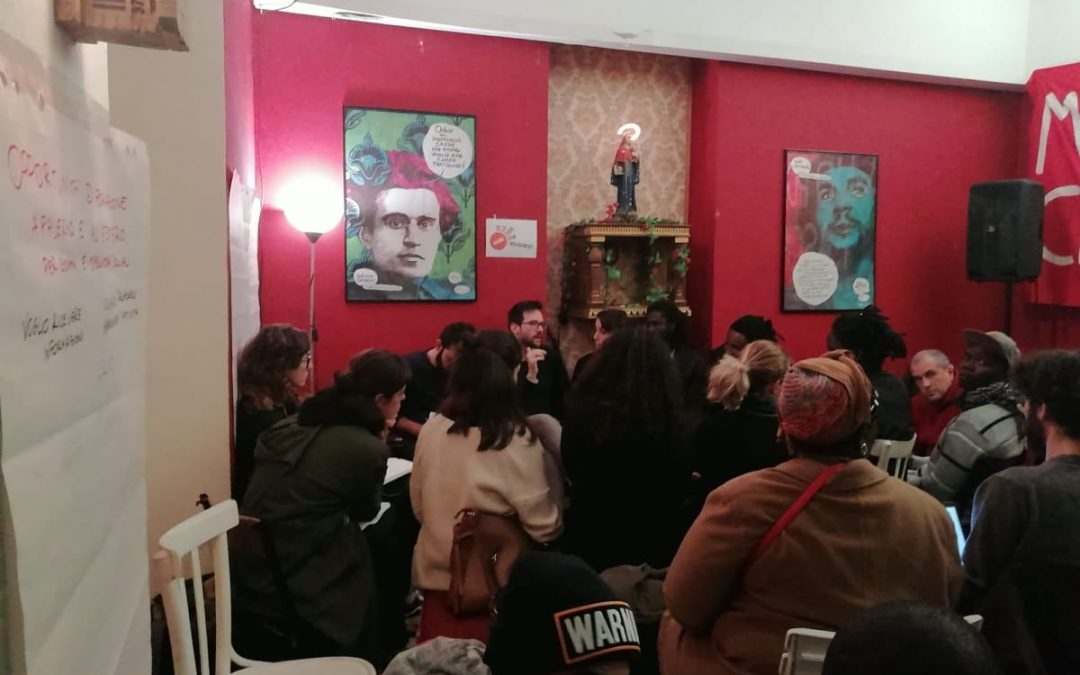 WANNE: Associations exchange and new project ideas in Palermo