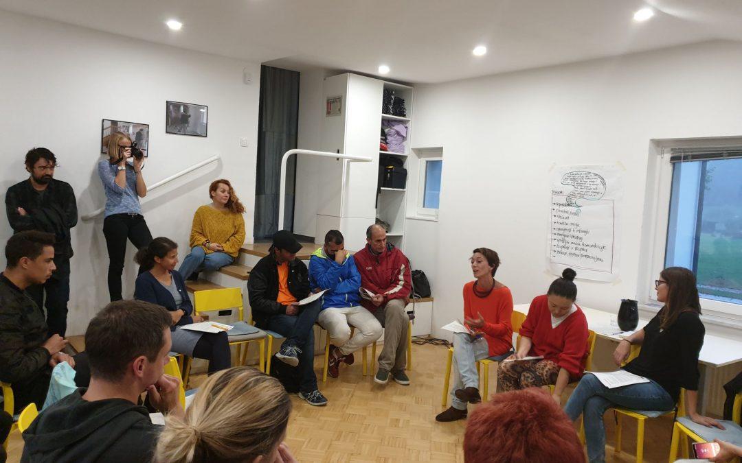 WELCOMM: l'integrazione è un processo di adattamento reciproco