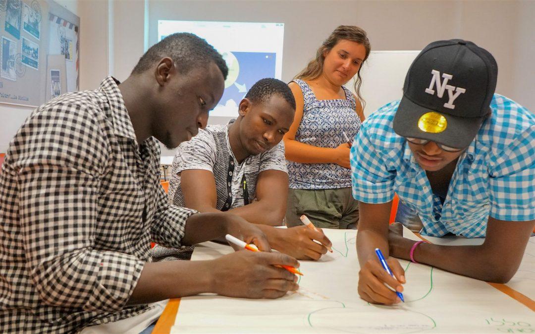 WELCOMM: Orientamento socioculturale per favorire l'inclusione di persone richiedenti protezione internazionale