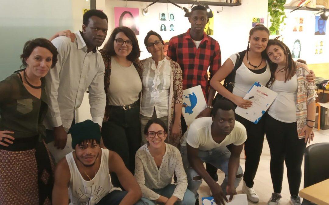 WELCOMM: Riflessioni dal primo corso di orientamento socio-culturale rivolto a richiedenti asilo