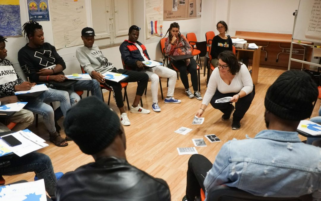 WELCOMM Socio-cultural orientation course: When knowledge leads to awareness of the choices