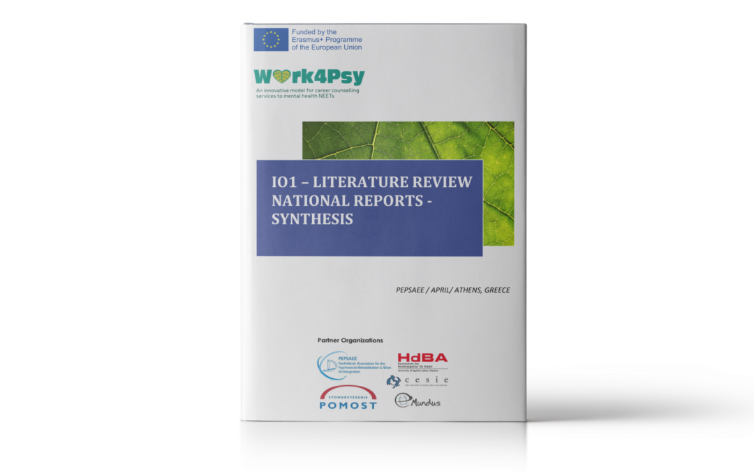 Work4Psy – Literature Review Report